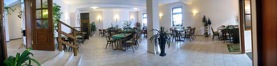 Das Gasthaus Landidyll verwöhnt Sie mit frischer deutscher Küche