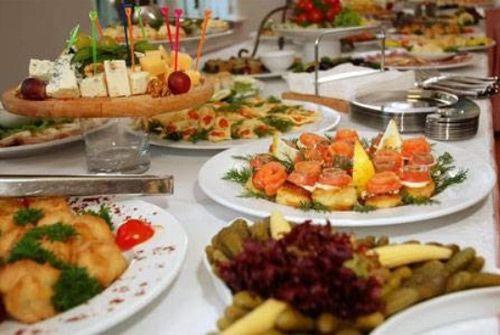 Unser Gasthaus stellt den Partyservice für Wittstock und Umgebung zur Verfügung.
